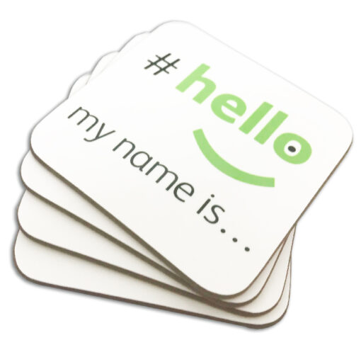 hellomynameis drinks mat