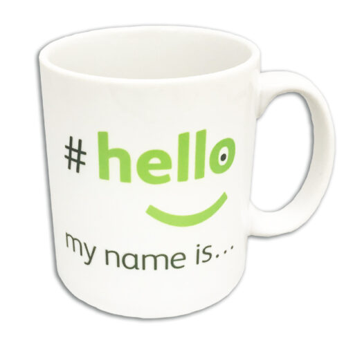 mugs hello my name is